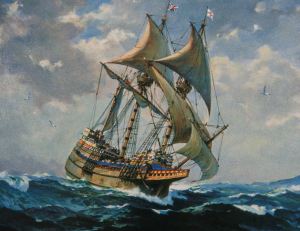 The Mayflower Compact was the first covenant in North American history.
