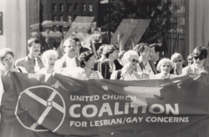 Coalition at 1984 San Francisco Pride