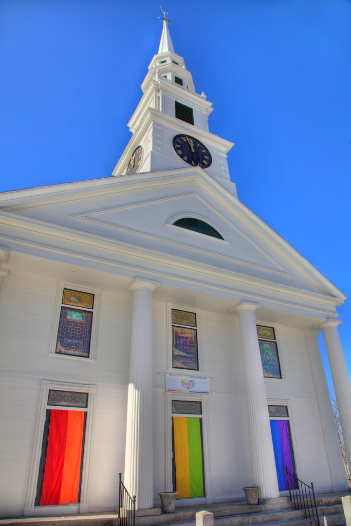 Congregational Church of Grafton, UCC, Grafton, MA