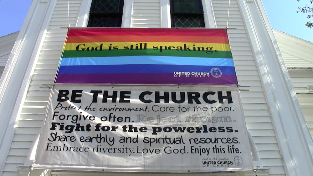 Broad Bay Congregational UCC, Waldoboro, ME