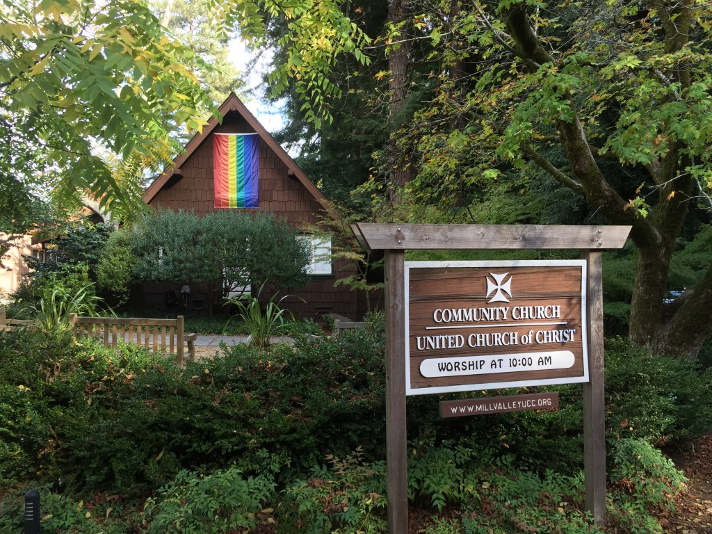 Community Church of Mill Valley, CA