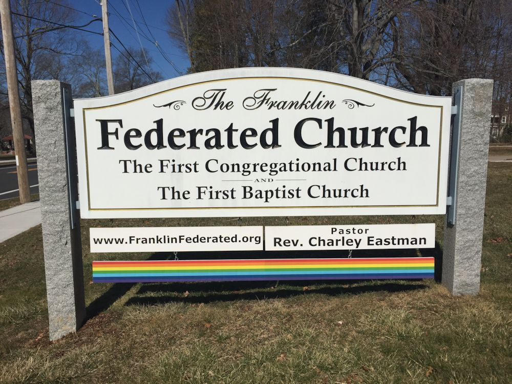 Federated Church, Franklin, MA