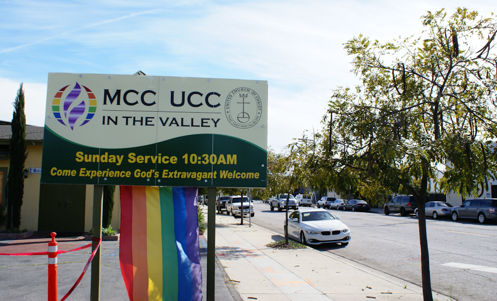 MCC/UCC in the Valley, North Hollywood, CA