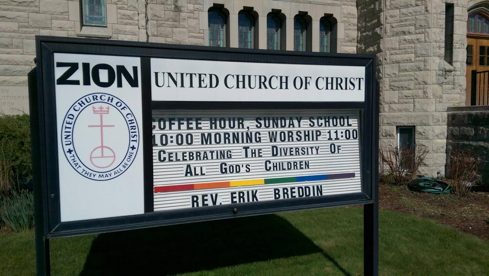 Zion UCC, Steubenville, OH