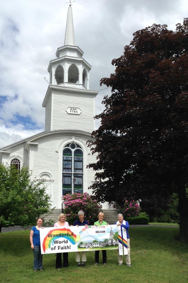 Congregational Church in Cumberland, ME