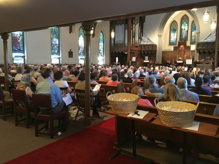 First Park Congregational UCC, Grand Rapids, MI
