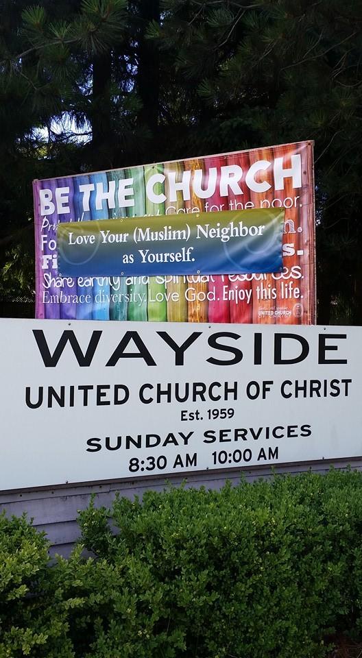 Wayside UCC, Federal Way, WA