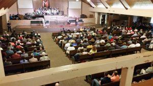 Interfaith Service, Houston, TX